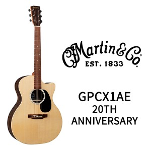 마틴기타 GPCX1AE 20th Anniversary Guitar  / X 시리즈
